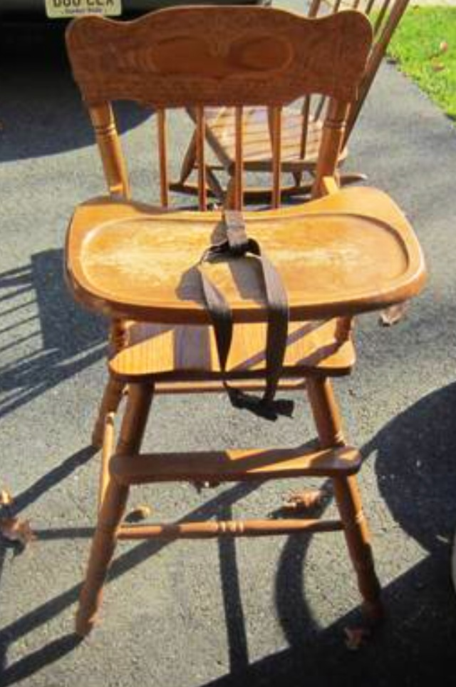 original high chair