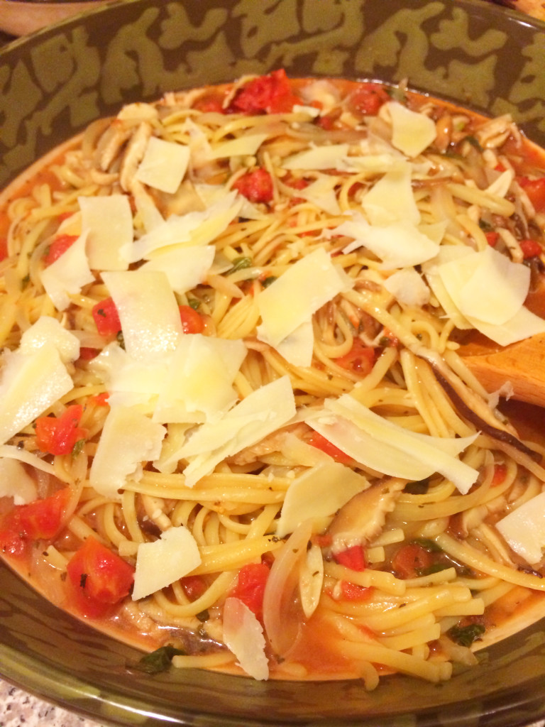 one pot pasta finished 1