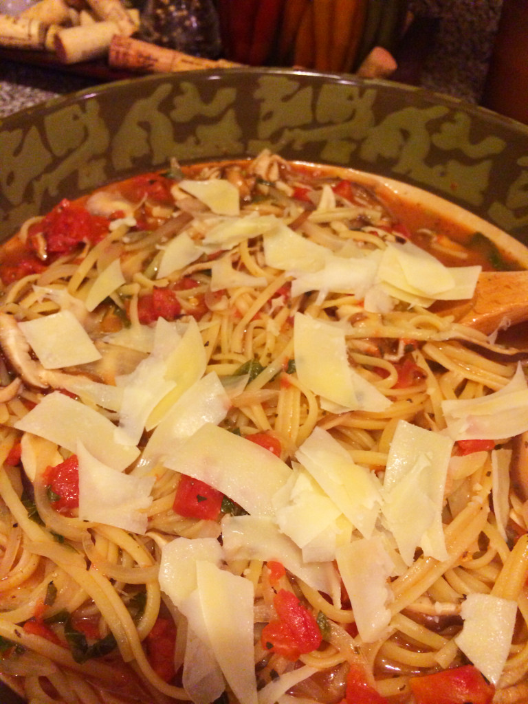 one pot pasta finished 2