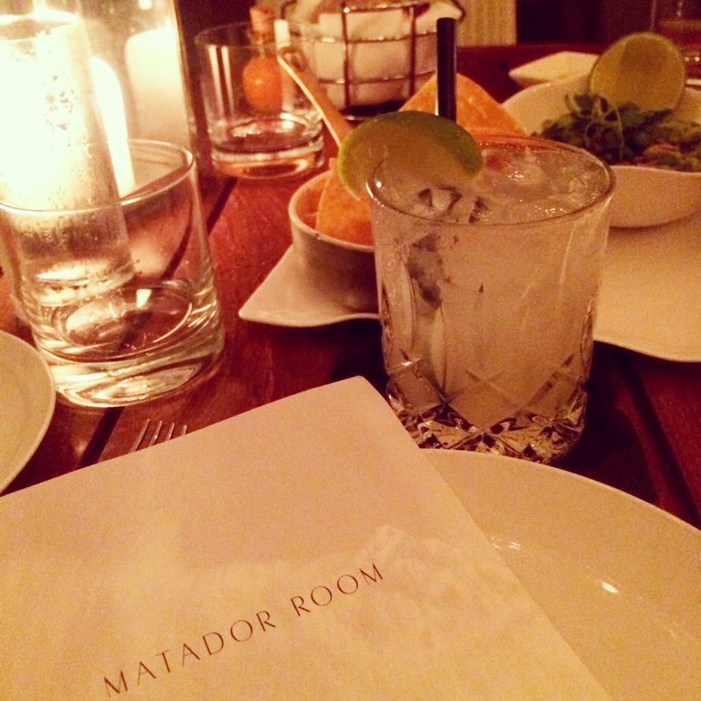 miami matador room date night