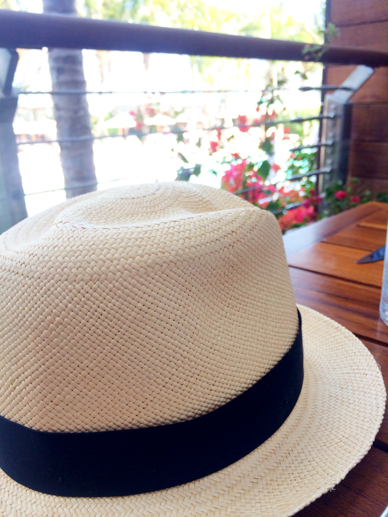 miami panama hat