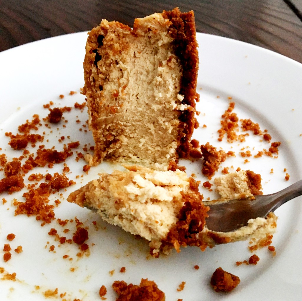 cookie butter cheesecake 5